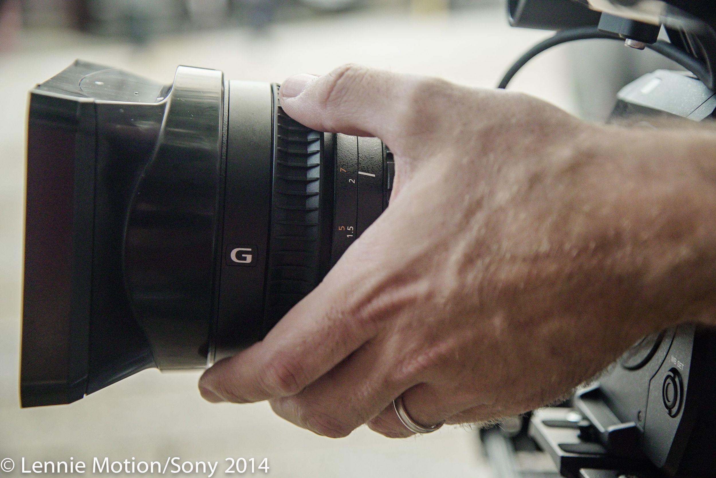 Sony PXW-FS707