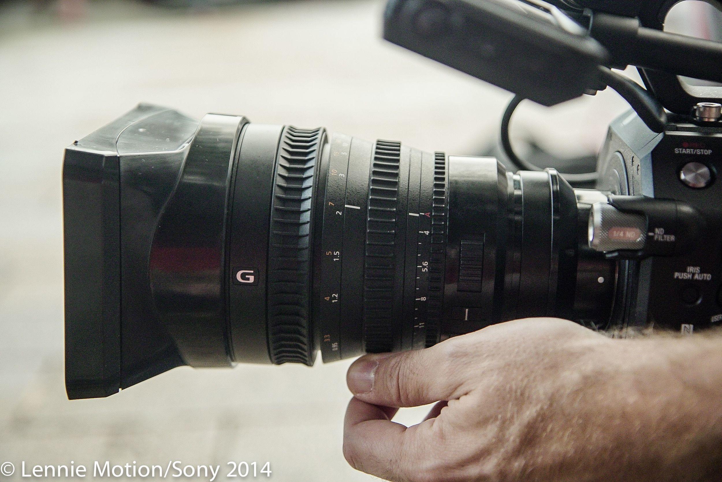 Sony PXW-FS709