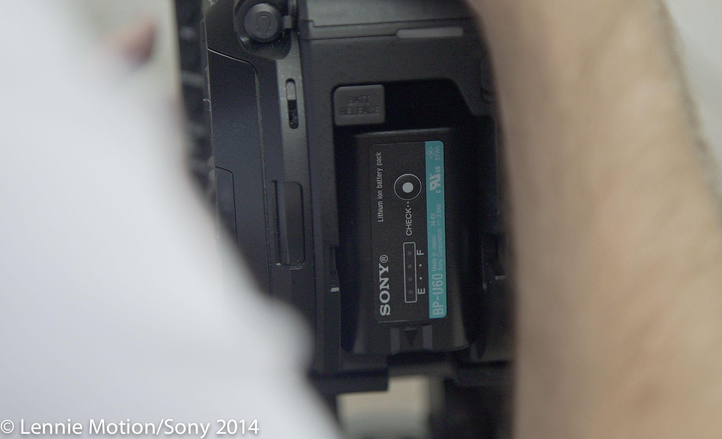 Sony PXW-FS712