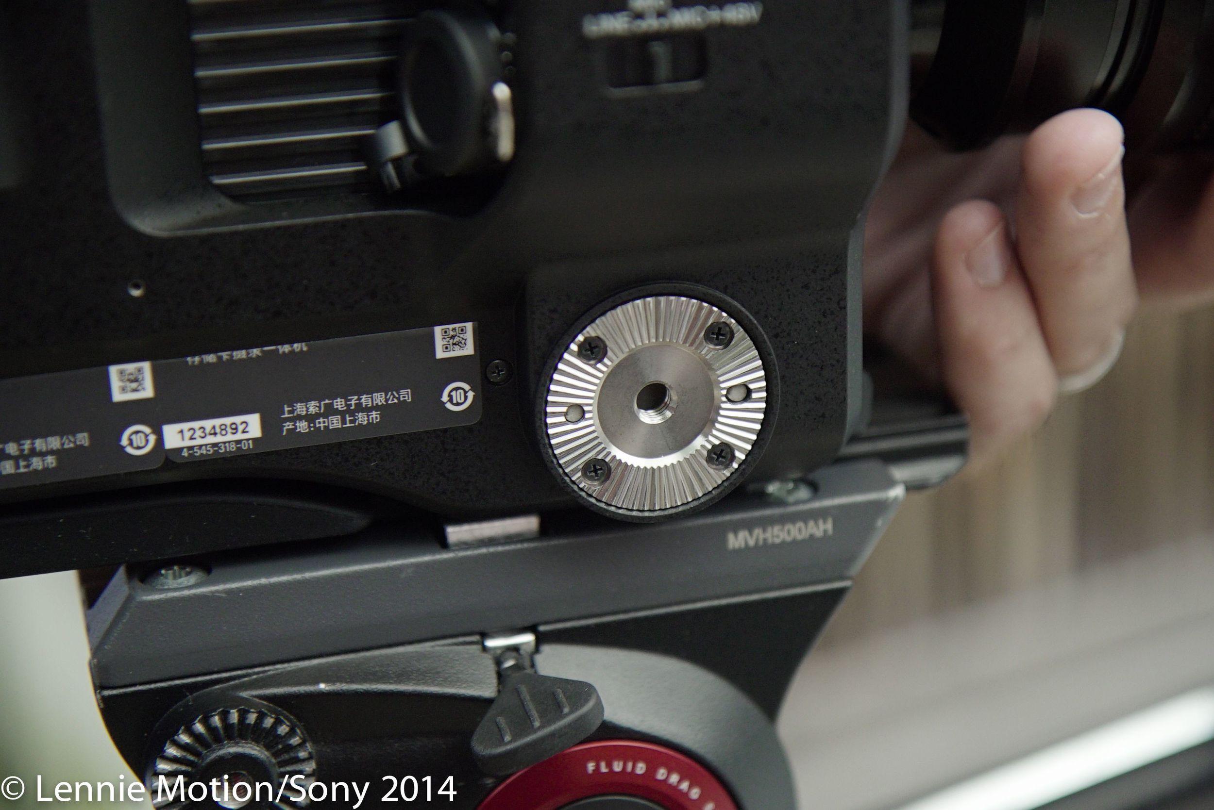Sony PXW-FS717