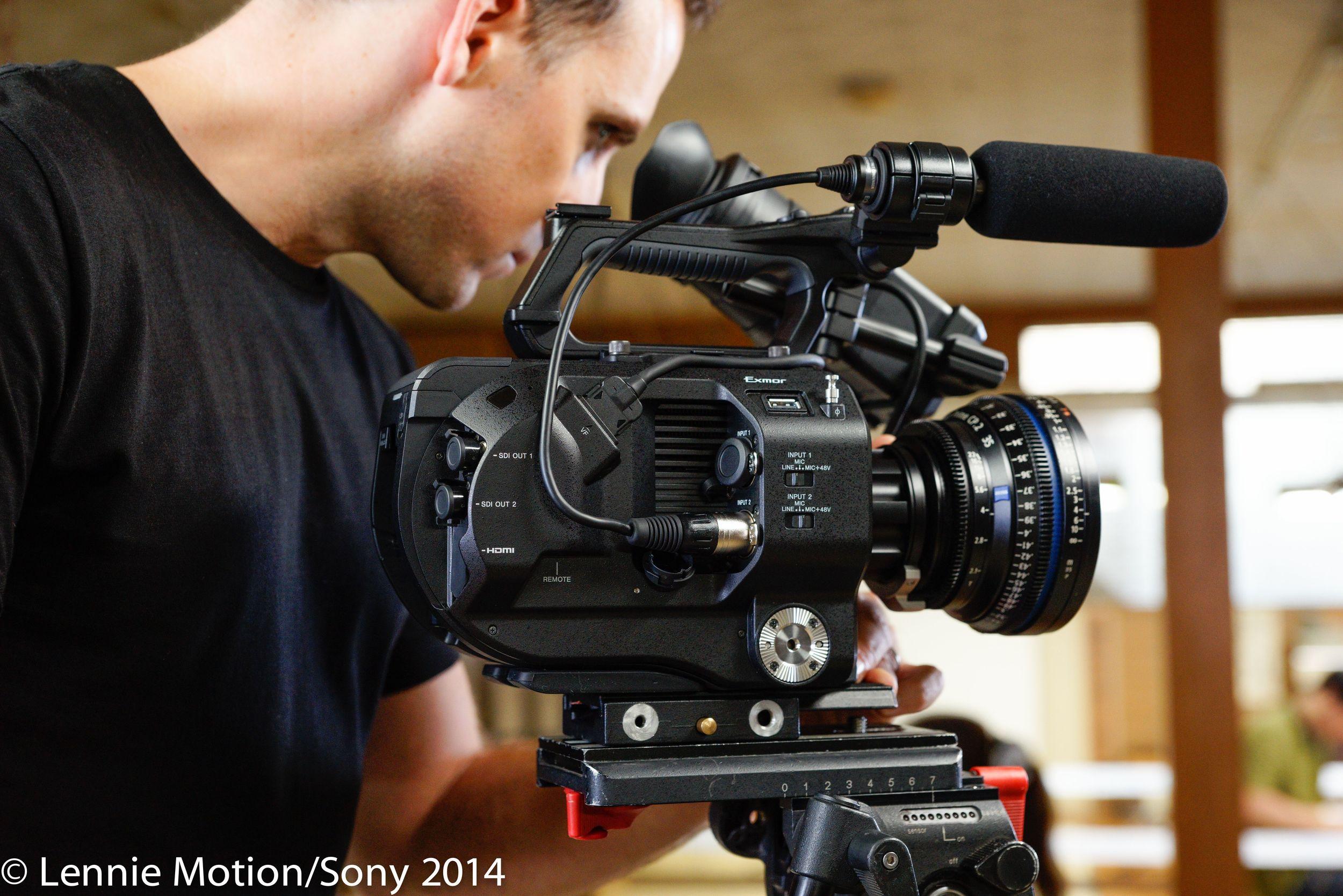Sony PXW-FS739