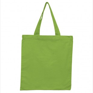 Lime - 6oz Basic Tote 15x16