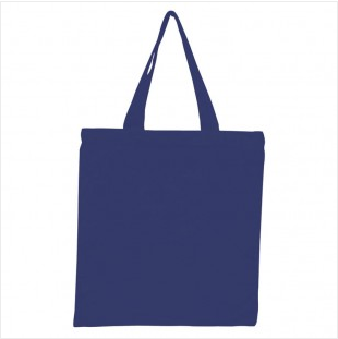 Royal Blue - 6oz Basic Tote 15x16