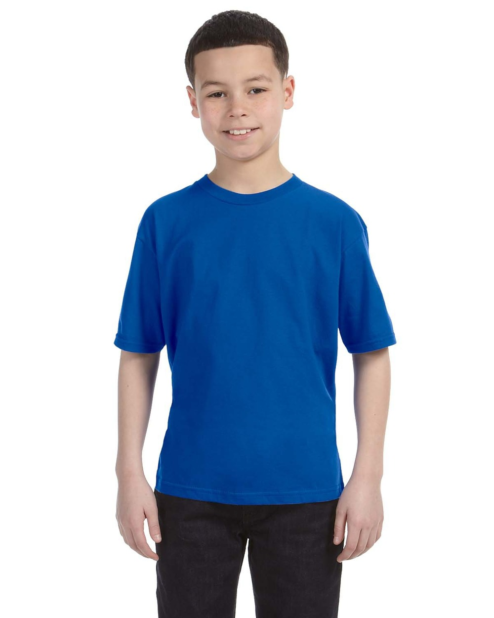 Anvil Crew Neck T-Shirt Youth