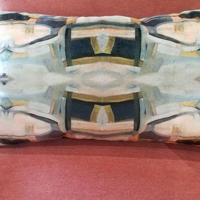 New pillows for sale at ART OF DESIGN. #art #customart #customfabric #artfabric #artoninstagram #design #interiordesign