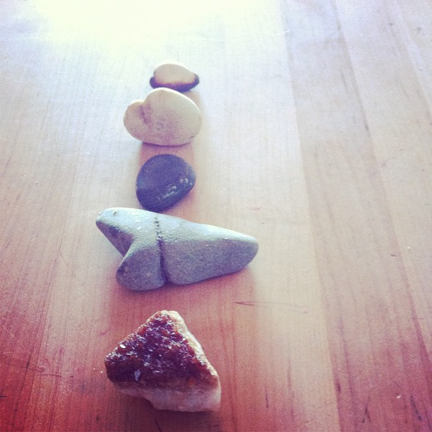 Rocks that I love || Christina Rosalie
