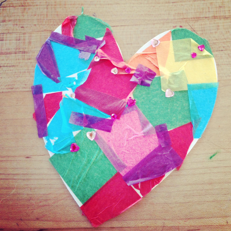 Handmade Valentine - Christine Rosalie