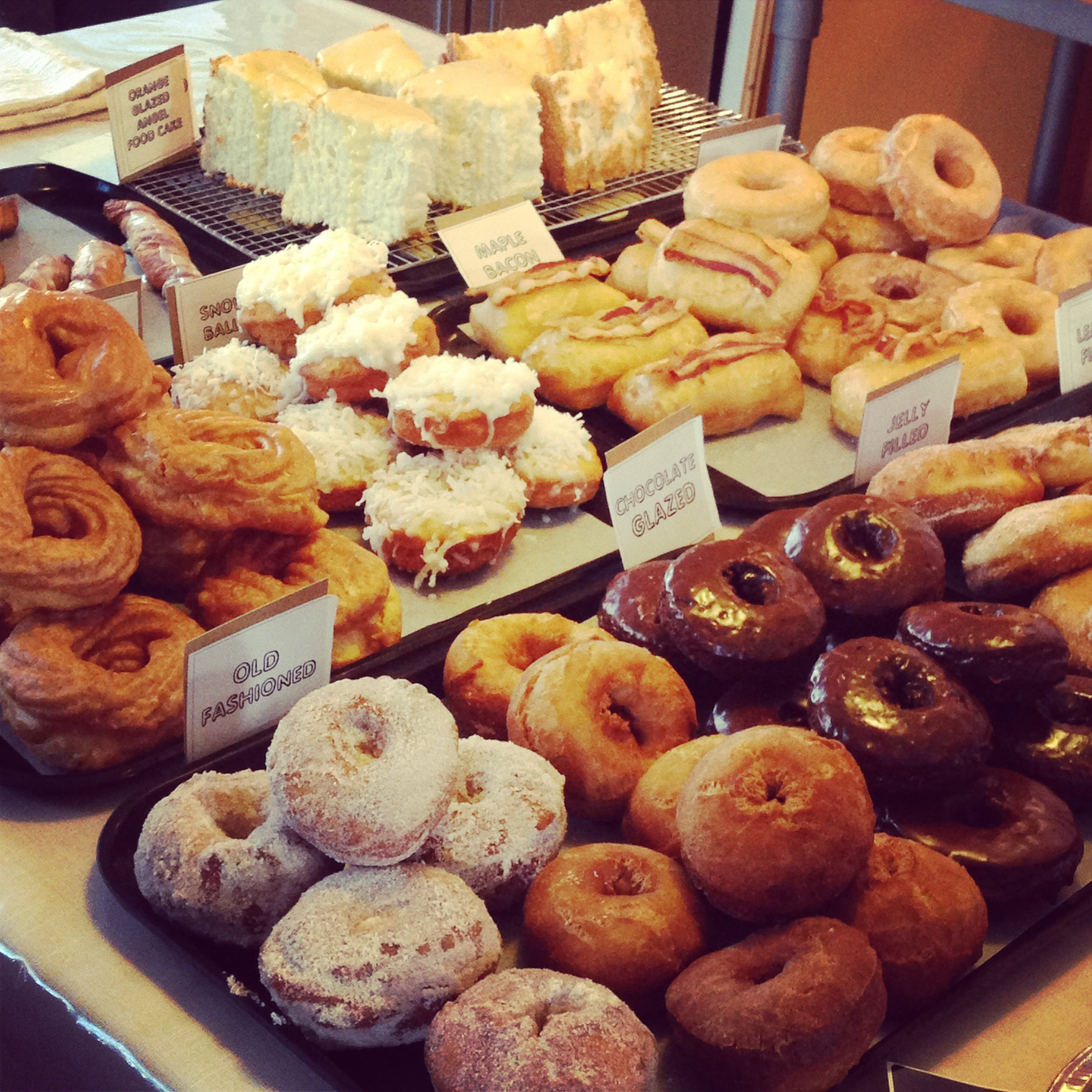 Local Donuts - Christina Rosalie