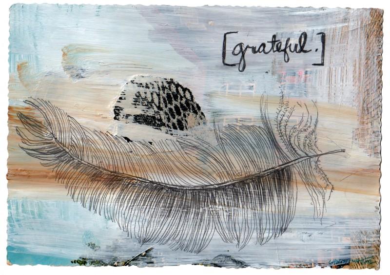 Grateful - By Christina Rosalie