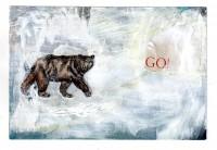 25- Bear Goes