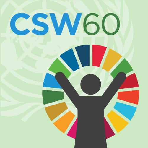 #CSW60  Picture Courtesy   United Nations Commission on the Status of Women (CSW)