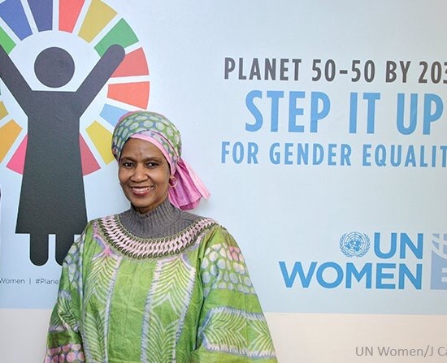 Photo Credit  @phumzileunwomen