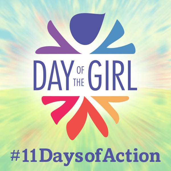 The Day of the Girl Summit  2016.