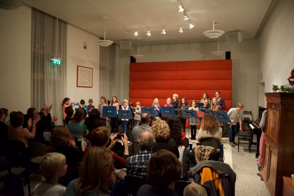 Kerstconcerten 2015, Nieuwe Kerkstraat