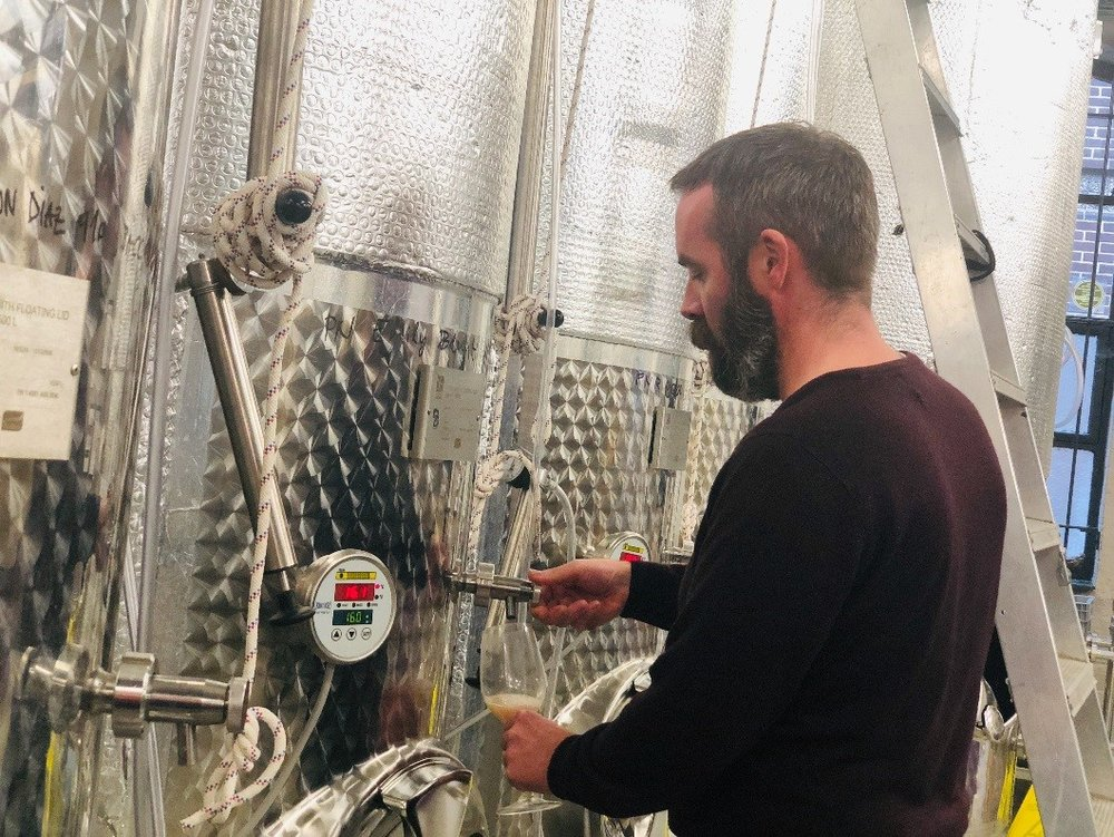 Monitoring the ferments