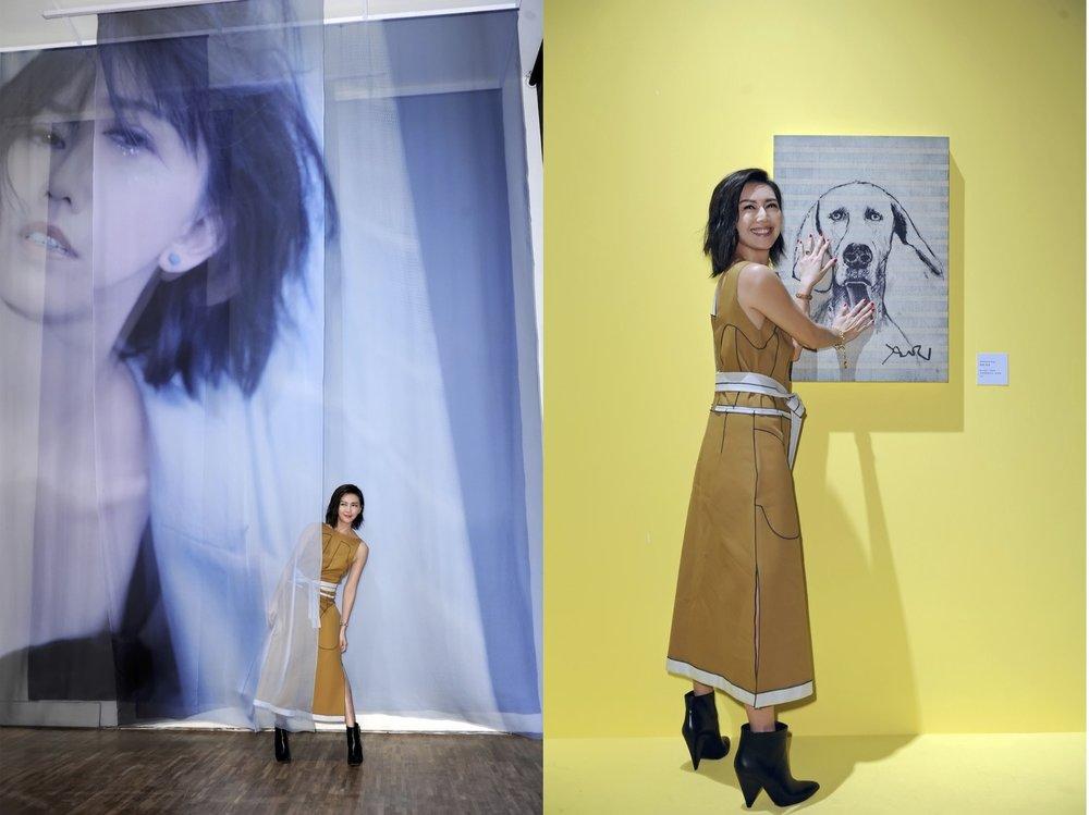 """3 Nov """"A Dancing Van Gogh"""" Taipei Exhibition"""