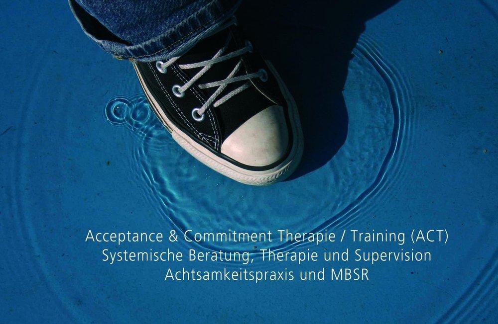 ACT MBSR Systemische Therapie