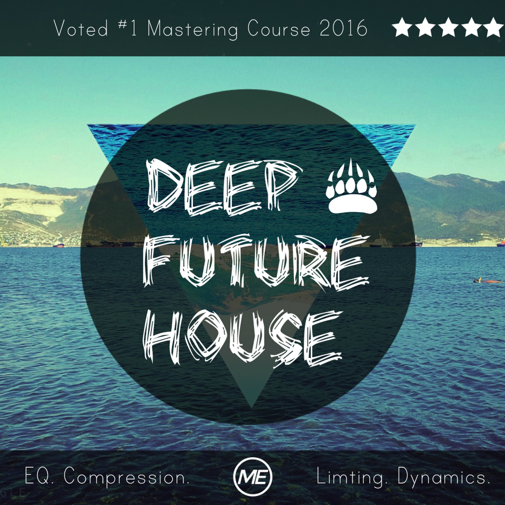 Deep House Mastering Tutorial