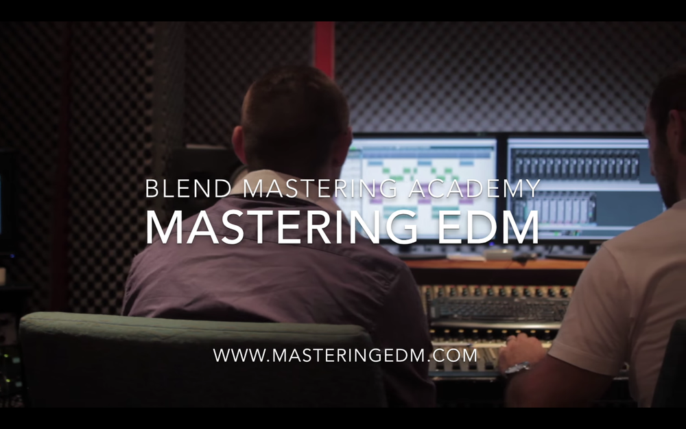 Online Mastering Tutorials and Courses