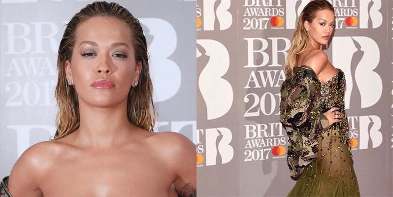 Rita Ora Brits 2017