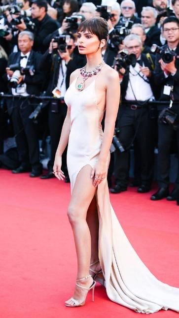 Emily Ratajkowski Cannes Film Festival