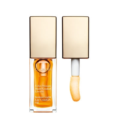 Clarins Instant Light Lip Comfort Oil £19