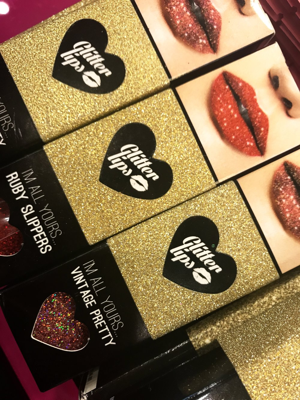 Glitter Lips by Beauty Boulevard £12.50