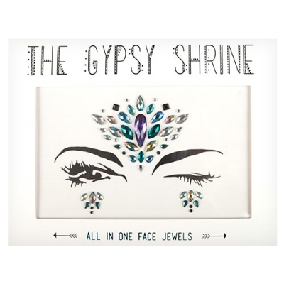 The Gypsy Shrine Face Jewels