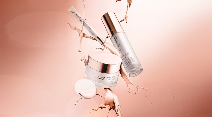 Rodial Rose Gold Skin Care