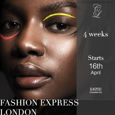 Fashion Makeup Course Manchester