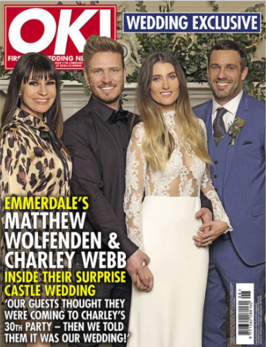Charley Webb Wedding OK Magazine