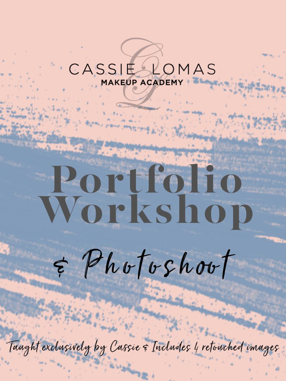 Portfolio Workshop - 4 Day Course | £1200