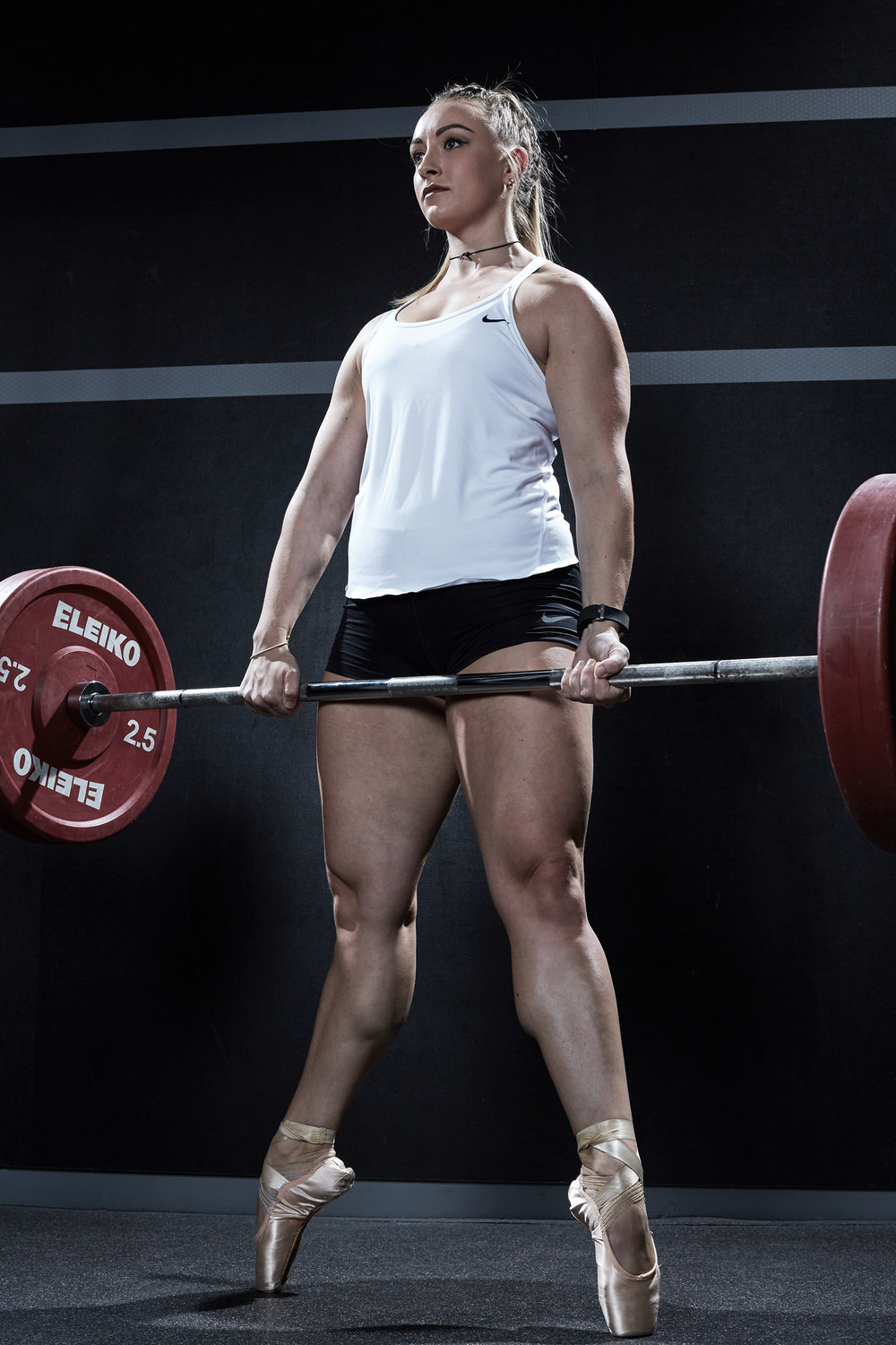 Sports & Fitness Commercial Portraits Gym Box Personal Trainers Ballet Dead Lift