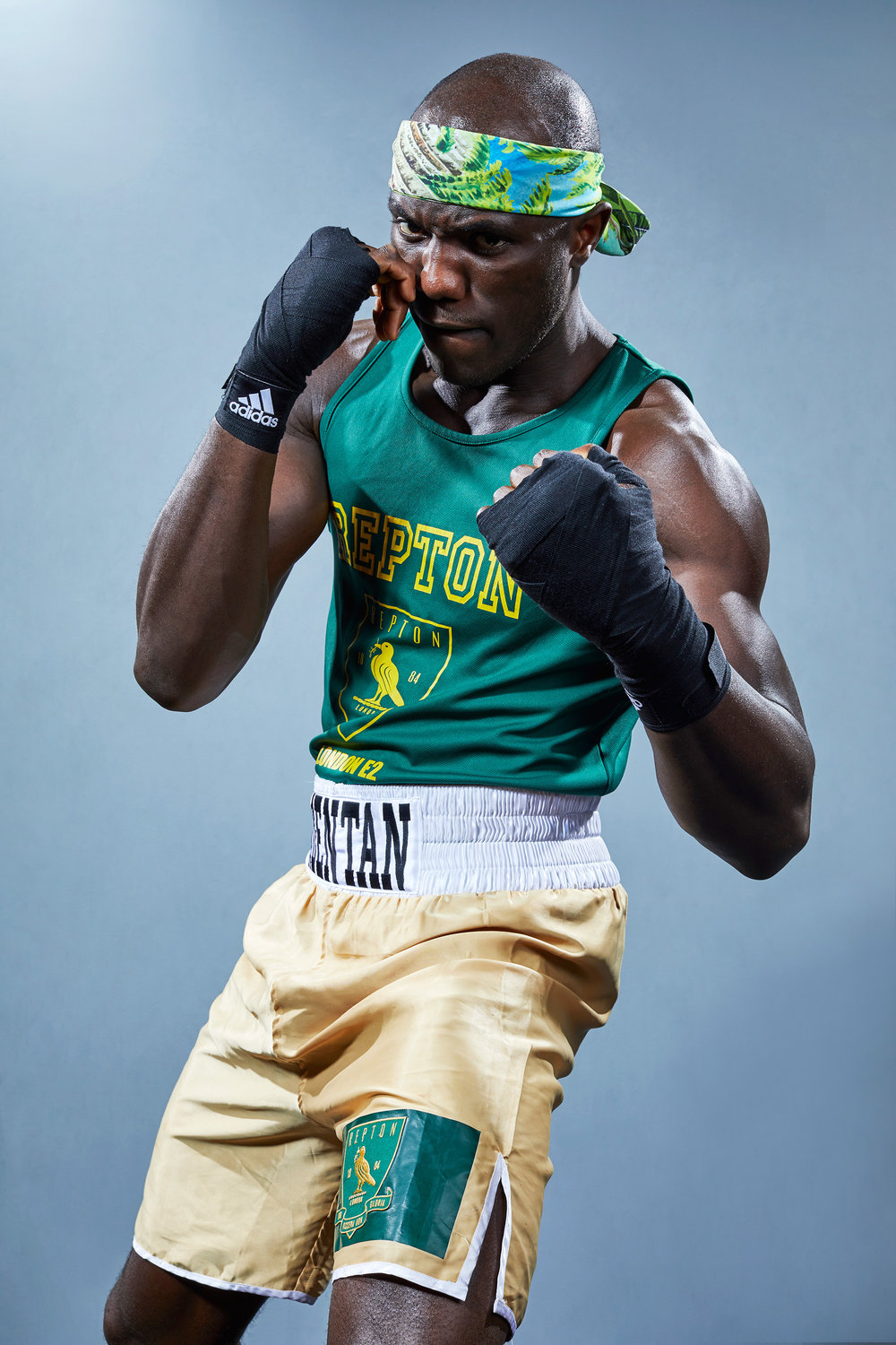 Sports & Fitness Photographer Stefano Boxing Mad