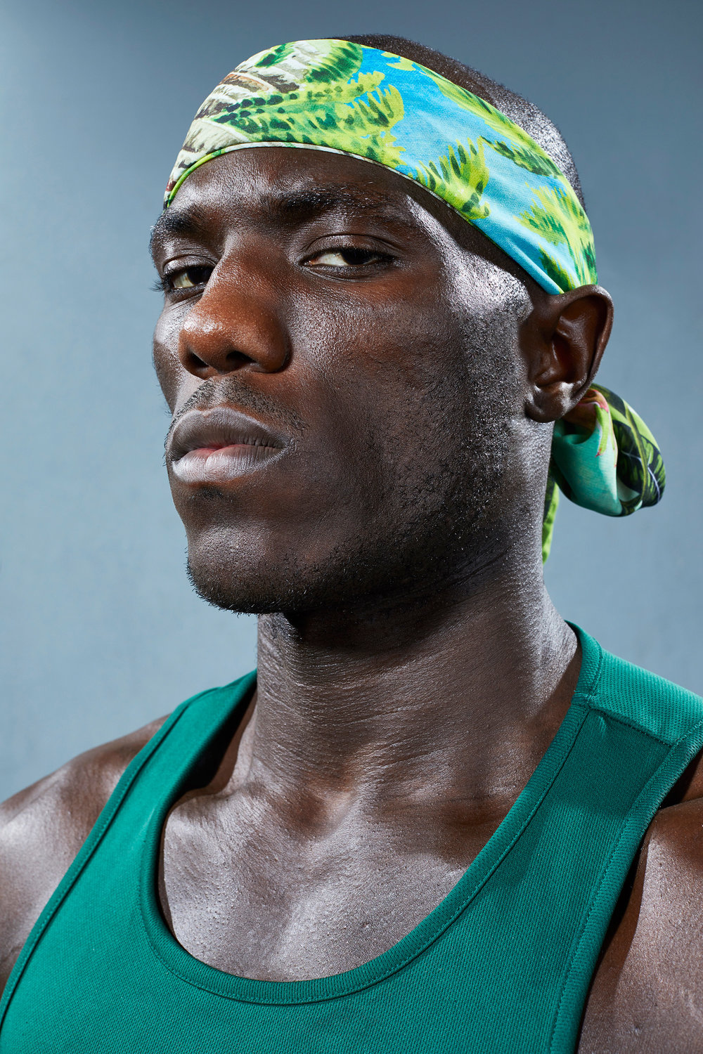 Sports & Fitness Photographer Stefano Head Shot