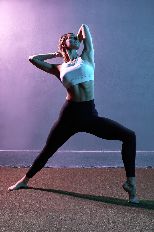 Sports & Fitness Commercial Portrait Photographer Ballet Pose