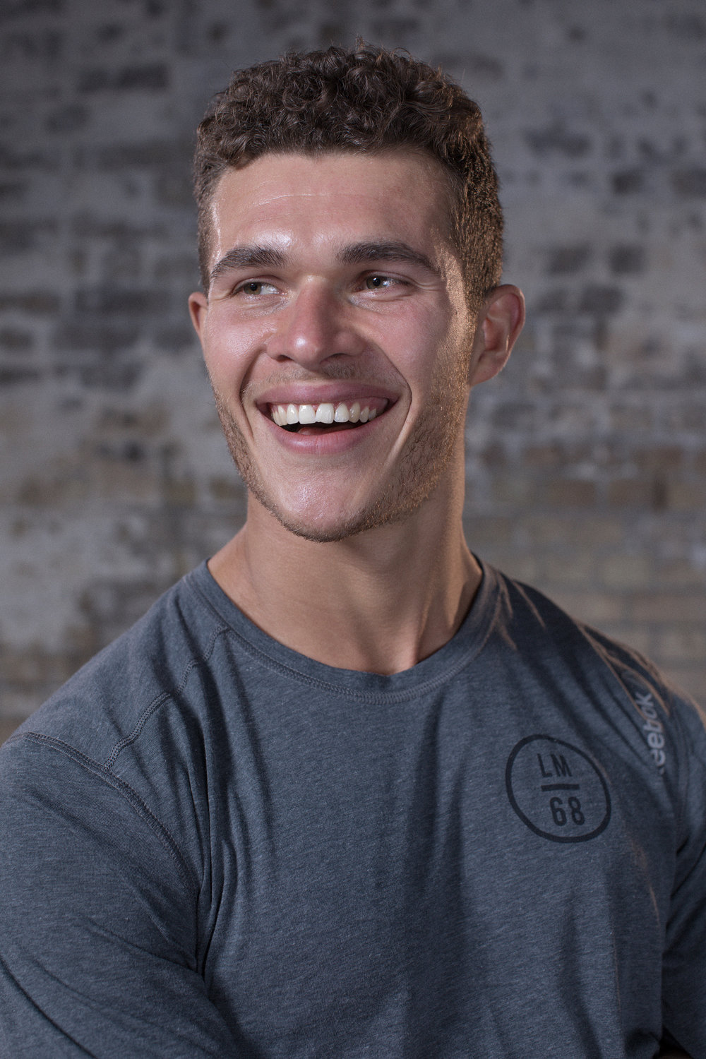 Sports & Fitness Photographer Gum Box Instructor Photoshoot Tooth