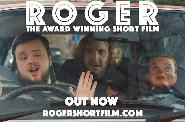 Roger is officially online! Please go to our official website to watch rogershortfilm.com. Thanks to everyone who made the film possible! Please like and share the best you can. X @seannwalsh @johnbradleywest @ricksmithaudio @joe_ransom_dop @rwdfilm @jamespage @festivalformula @nicebiscuits @brendancleaves @terminalgagger #shortfilm #filmfestival #comedy #awardwinning @kickstarter @alasdairmitchell