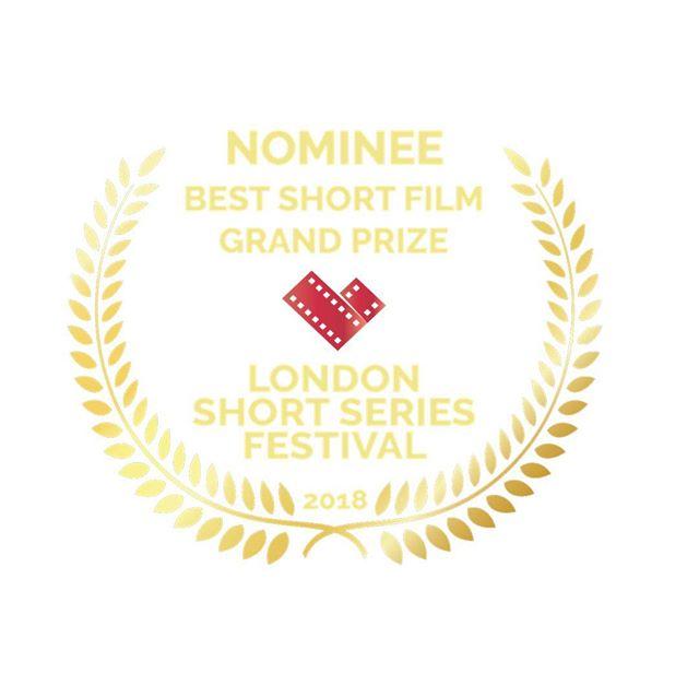 Excited for the London short series festival this weekend. Roger is up for three awards, British vibe, Best short and Best Actor for John Bradley, fingers crossed @londonshortseries @johnbradleywest @brendancleaves #shortfilm #comedy #filmfest #award