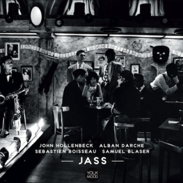 HOLLENBECK / DARCHE / BOISSEAU / BLASER JASS (2014) BUY AT: YOLK RECORDS