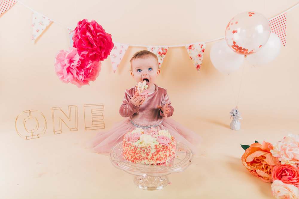 Orla's First Birthday