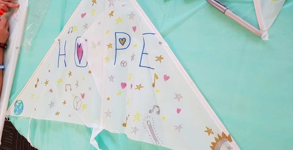 kite of hope