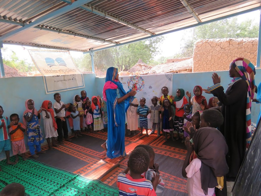 A Little Ripples in-home center, refugee camp Goz Amer, eastern Chad. iACT:2017.jpg