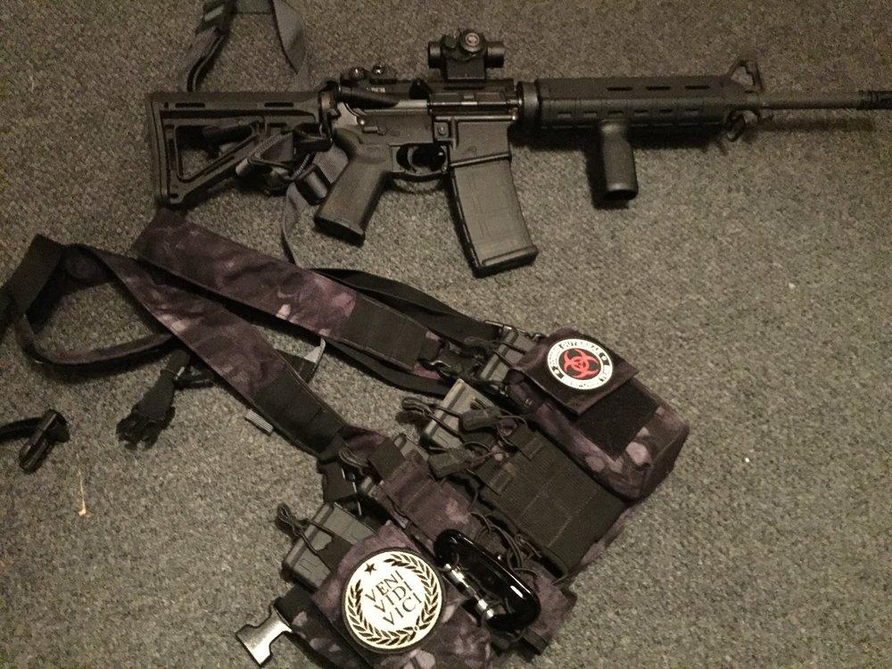 AR15 Basics - The Modern Day Musket