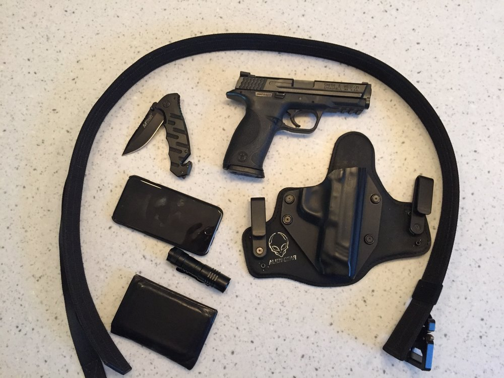 Conceal Carry - The Concealed Lifestyle
