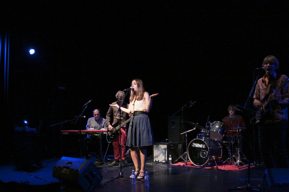 Concierto en Sala Mirador - Festival #SurgeMadrid