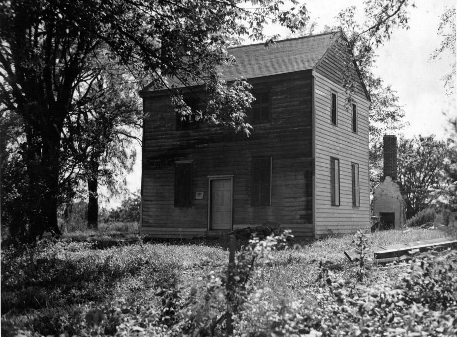 Dickson House 1950's