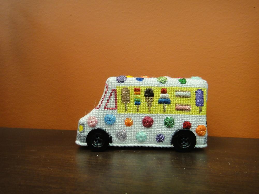 E2Q Ice Cream Truck