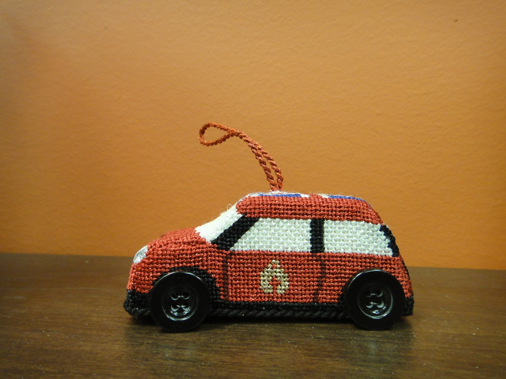 E2B Mini Cooper