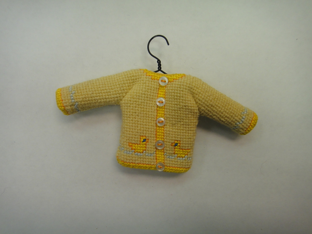 To15 Child Sweater-Yellow
